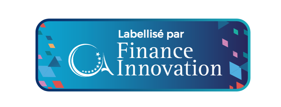 Quantilia holds the Finance innovation certification